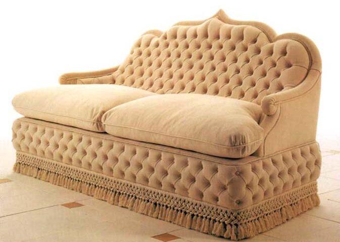 Обивка мебели любой сложности
