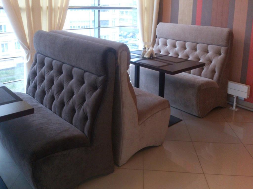 Ремонт мебели для кафе